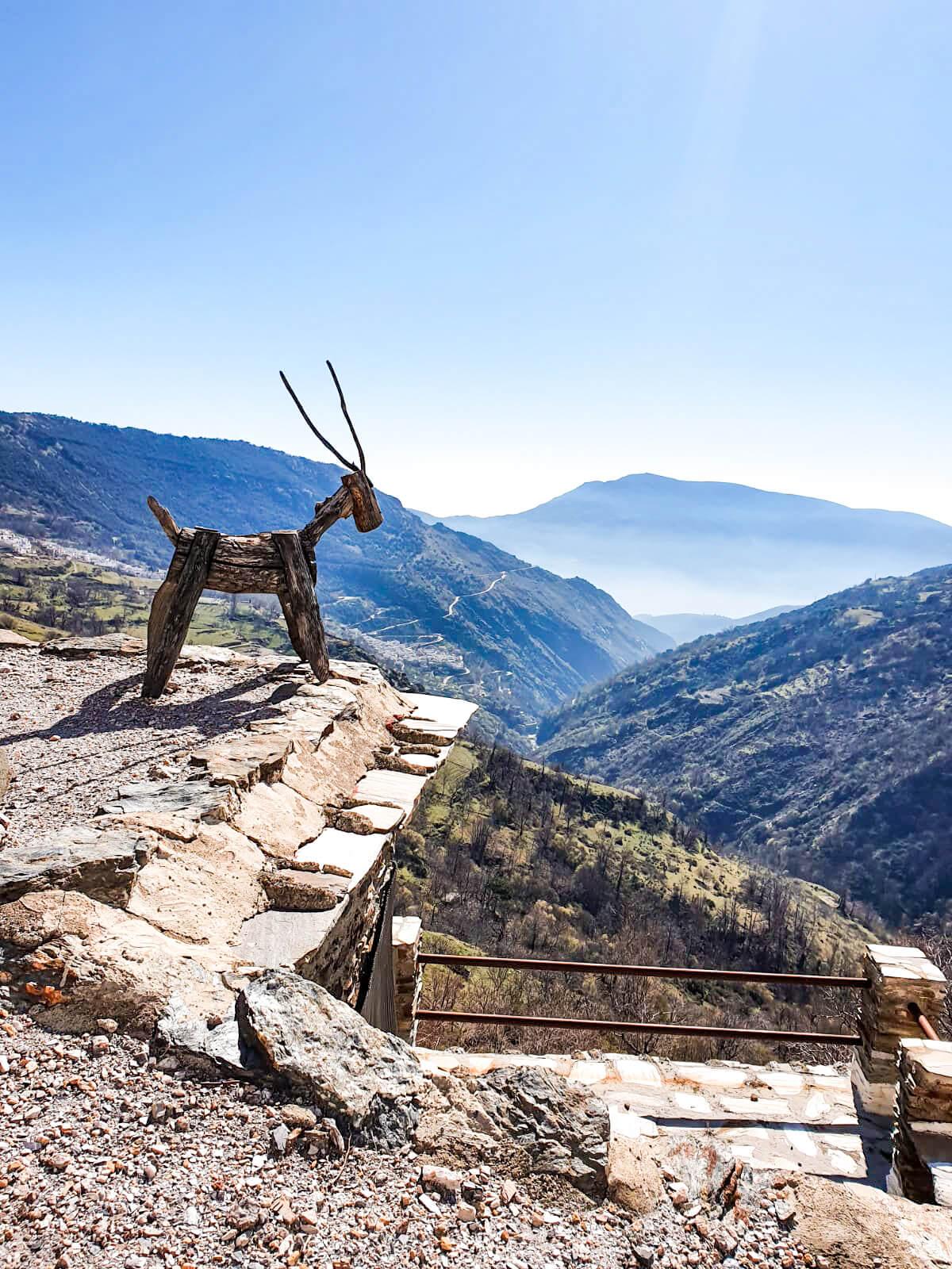que ver en la provincia de Granada, Capileira, Alpujarra, Granada