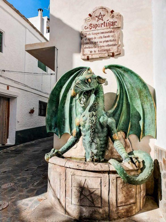Fuente del Dragón