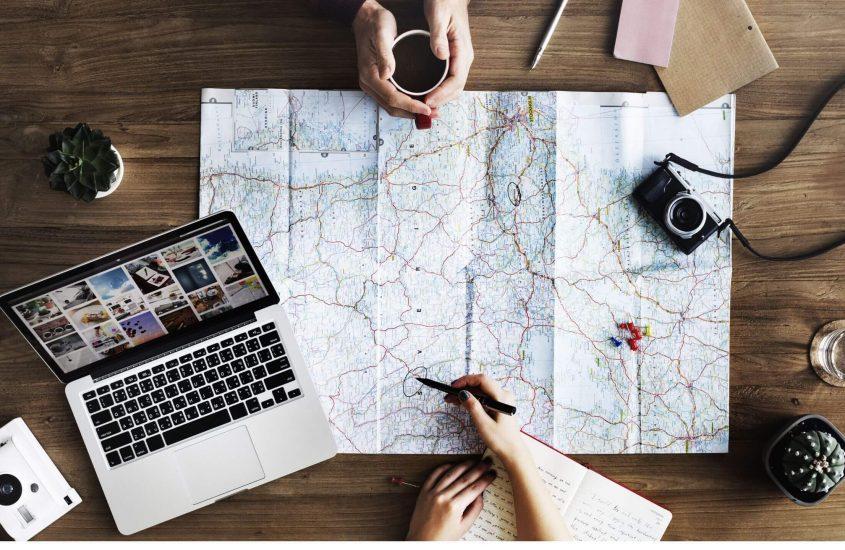 Cómo organizar un viaje por libre.
